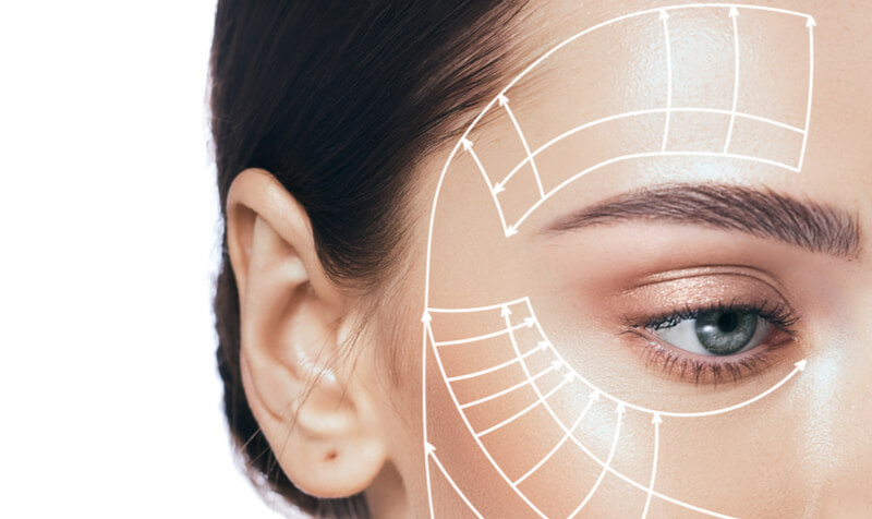 forehead fillers for facelift